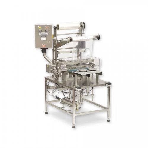 Полуавтоматическая запечатывающая машина для контейнеров PAO