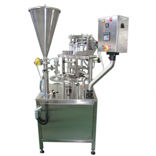Полуавтомат роторного типа для расфасовки в стаканы PLF-1000