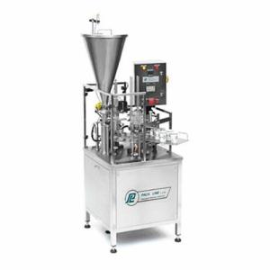 Автоматическая машина роторного типа для расфасовки в пластиковые стаканчики NB-70