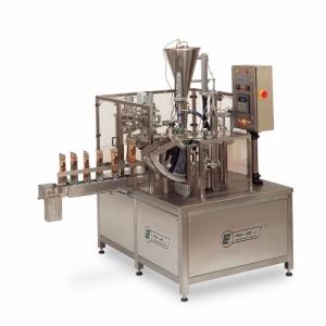 Автоматическая машина для заполнения и запечатывания пакетов PDP-4